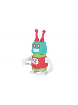 Маса для ліплення Paulinda Super Dough Robot заводний механізм (крокує) , червоний PL-081178-1
