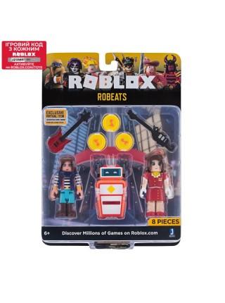 Набір Jazwares Roblox Game Packs RoBeats W4