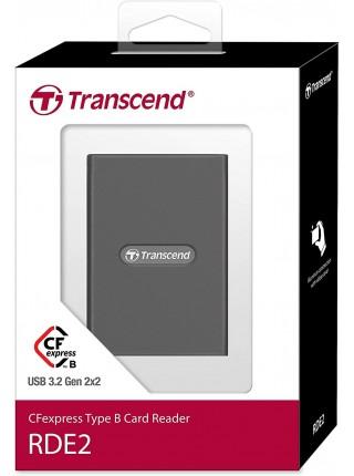 Кардрідер Transcend USB 3.2 Gen 2x2 Type-C CFexpress