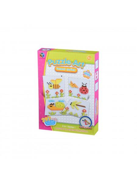 Пазл Same Toy Мозаїка Puzzle Art Insect serias 297 ел. 5992-1Ut