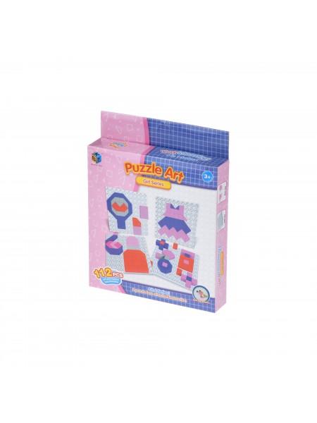 Пазл Same Toy Мозаїка Puzzle Art Girl serias 112 ел. 5990-1Ut