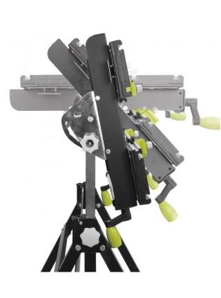 Верстак складний Ryobi RWB03, 600х570х760, 12,5 кг, 100 кг макс.вага, регулювання висоти