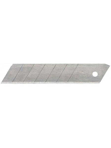 Лезо ножа сегментованне 25мм 10шт. (блістер)(уп.10)