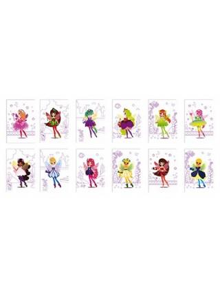 Набір для творчості Janod Модне вбрання Маленькі феї J07841