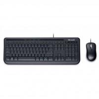 Комплект клавиатура и мышь проводной Microsoft WiRed Desktop 600 for Business (3J2-00015)