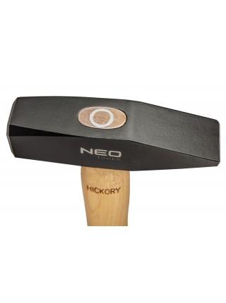 Молоток NEO столярний 800 г, дерев'яна рукоятка