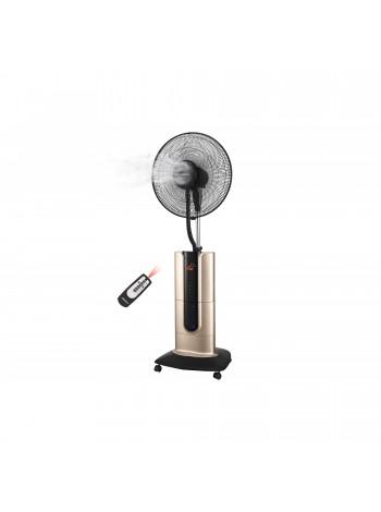 Вентилятор підлоговий Ardesto FNM-X2G з функцією холодної пари
