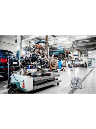 Вентилятор підлоговий NEO, професійний, 111вт, діам. 45 см, 3 швидкості, двигун Мідь 100%