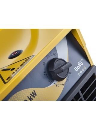 Обігрівач теплова гармата Ballu BHP-M-15, 15000Вт, 150м2, мех. керування, жовтий