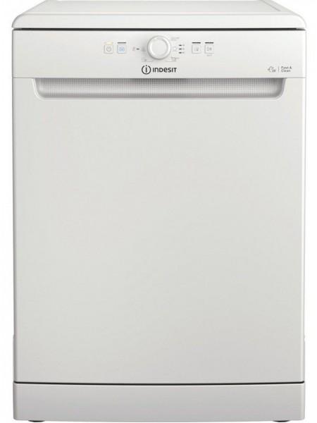 Посудомийна машина Indesit DFE1B1913 60 см/A/13 компл./6 прогр./Led-індикація/білий