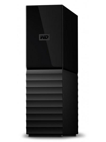"Жорсткий диск WD 8TB 3.5"" USB 3.0 MyBook (WDBBGB0080HBK-EESN)"