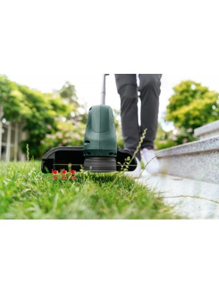 Тример садовий Bosch EasyGrassCut 18-230, акумуляторний, 18В*2 Ач, 23 см, шпулька 1.6 мм x 4 м, 2.1