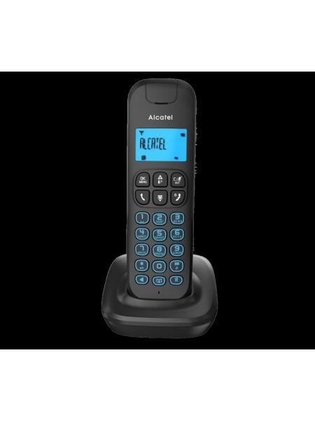 Радіотелефон + дод. слухавка (чорний) ALCATEL Alcatel E192 Duo RU BLK (ATL1418972)