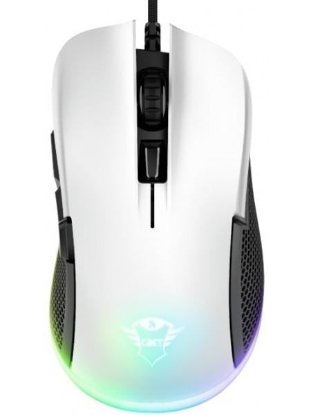 Миша ігрове Trust GXT 922 YBAR USB White