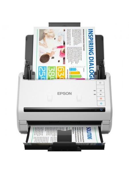 Сканер А4 Epson WorkForce DS-530II