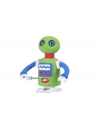 Маса для ліплення Paulinda Super Dough Robot заводний механізм (крокує), зелений PL-081178-5