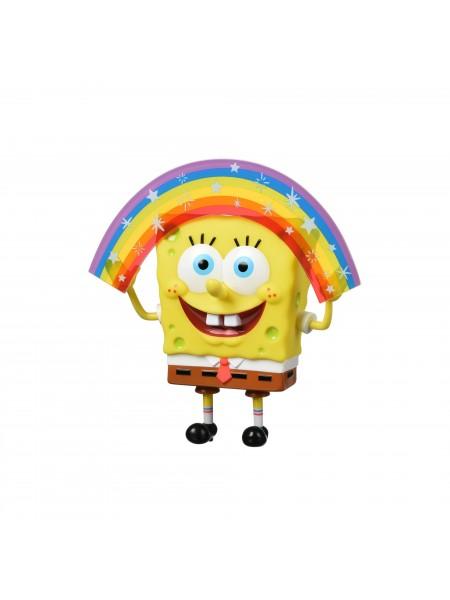 Ігрова фігурка SpongeBob Masterpiece Memes Collection Rainbow SB