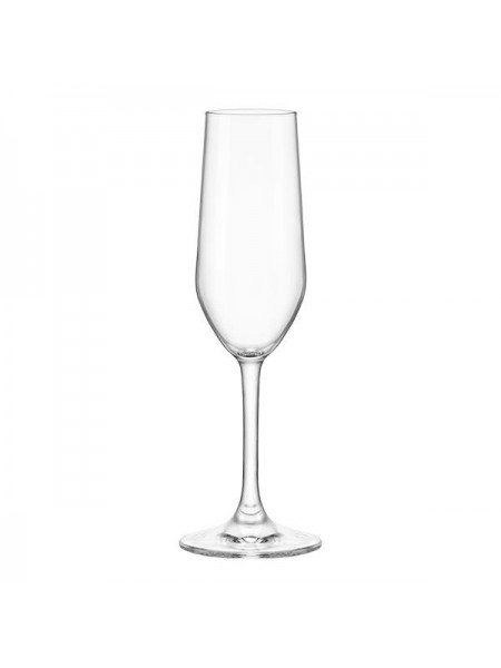 Набір келихів Bormioli Rocco RISERVA CHAMPAGNE для шампанського, 6* 205 мл