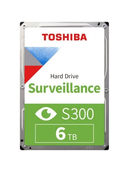 "Жорсткий диск 3.5"" SATA 6Tb Toshiba HDWT860UZSVA"