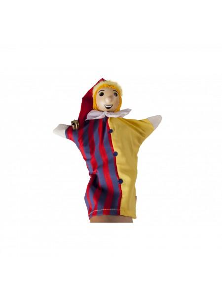 Лялька-рукавичка goki Клоун 51999G