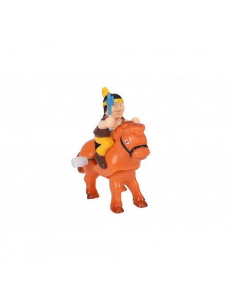 Заводна іграшка goki Індіанець 13094G-4