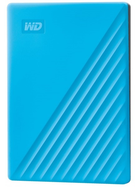 "Жорсткий диск WD 2.5"" USB 3.2 Gen 1 4TB My Passport Blue"