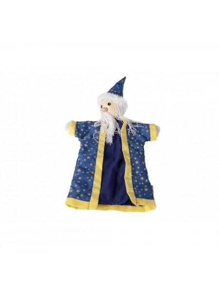 Лялька-рукавичка goki Чарівник 51993G