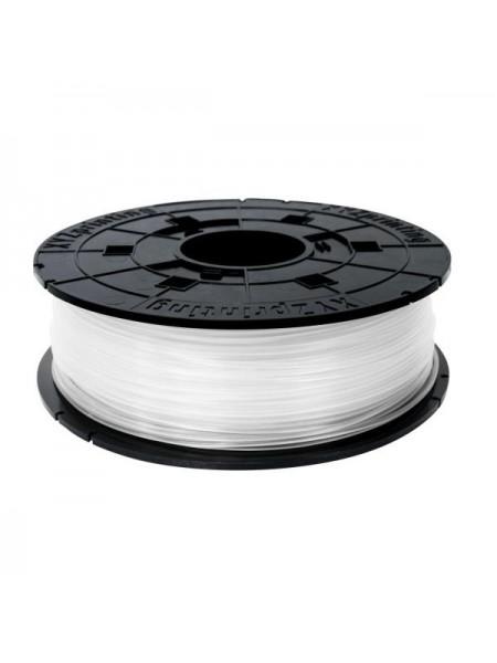 Картридж з ниткою 1.75мм/0.6кг PLA XYZprinting Filament для da Vinci Color, білий, що фарбується (RF