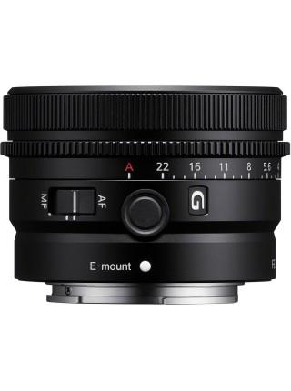 Об'єктив Sony 24mm, f/2.8 G для камер NEX