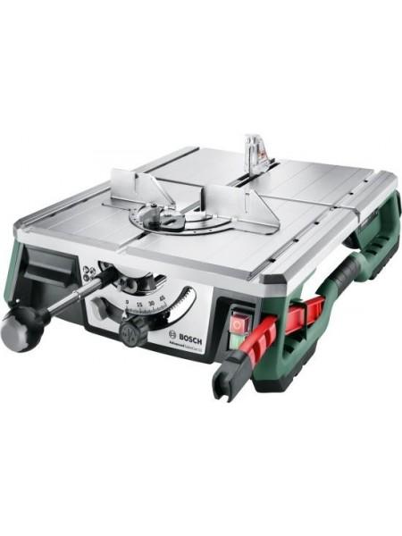 Розпилювальний стіл Bosch AdvancedTableCut 52, 550 Вт, 8200 об/хв, нахил до 45° (0.603.B12.000)