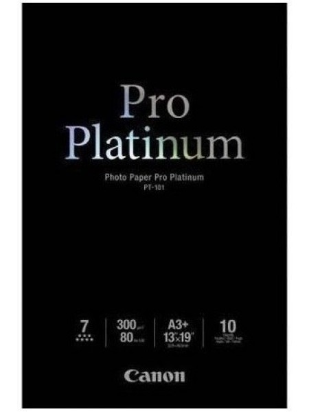 Папір Canon A3+ Pro Platinum Photo Paper PT-101, 10арк. (2768B018)
