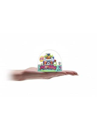 Ігрова фігурка Jazwares Nanables Small House Зимовий дивосвіт, Лижний будиночок Схованка