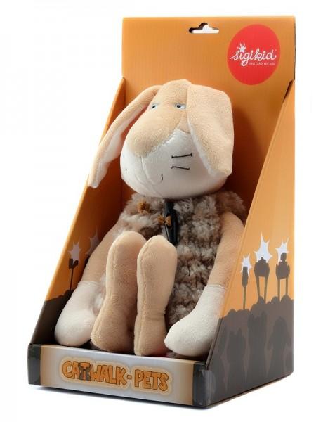 М'яка іграшка sigikid Кролик в жупані 31 см 38779SK