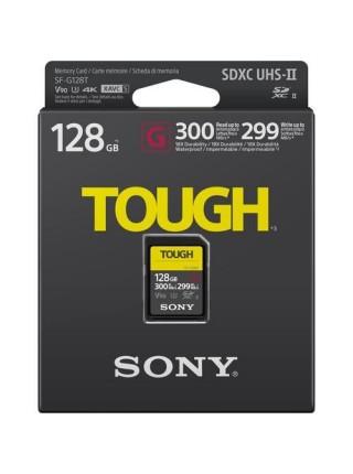 Карта пам'яті Sony 128GB SDXC C10 UHS-II U3 V90 R300/W299MB/s Tough