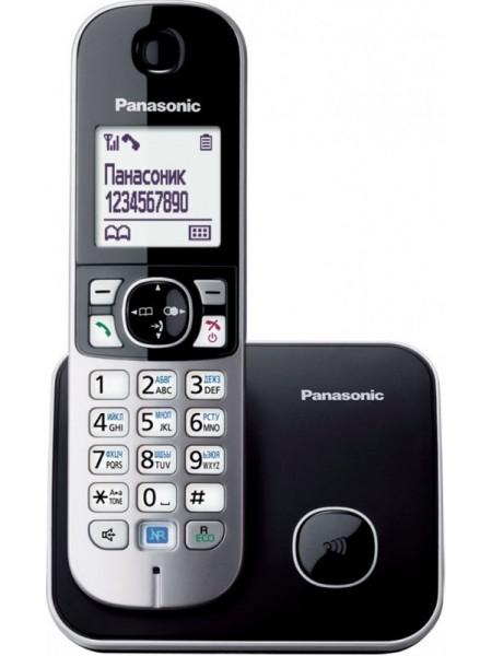 Радіотелефон Panasonic KX-TG6811UAB