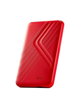 "Жорсткий диск Apacer 2.5"" USB 3.1 2TB AC236 Red (AP2TBAC236R-1)"