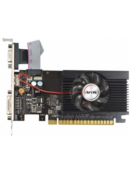 Відеокарта AFOX GeForce GT610 2GB DDR3 64Bit DVI-HDMI-VGA low profile