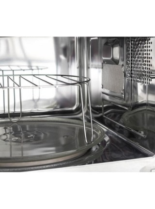 Вбудовувана мікрохвильова піч Kaiser EM2520 - 25л/900 Вт/гриль/конвекція/нерж. сталь